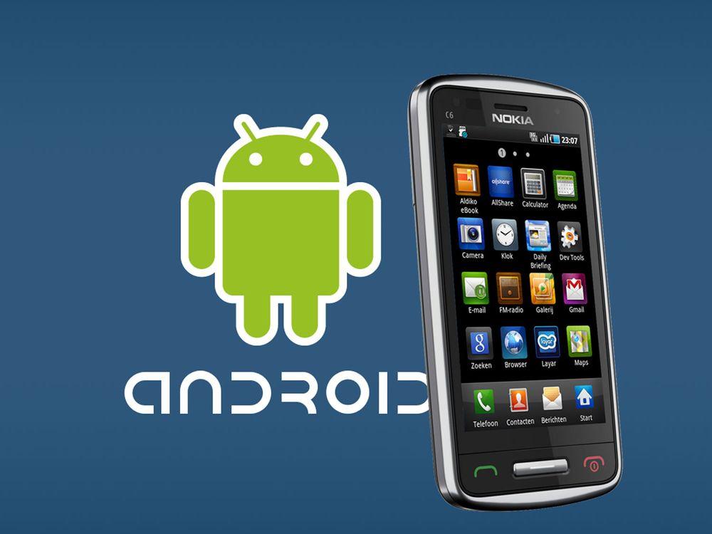 Vurderer Nokia Android?