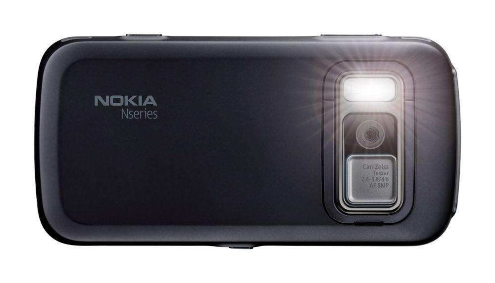 Nokia N86 får ansiktsgjenkjenning