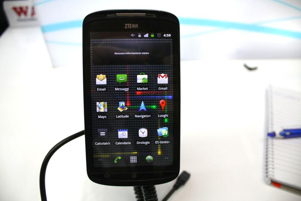 Android til lavpris