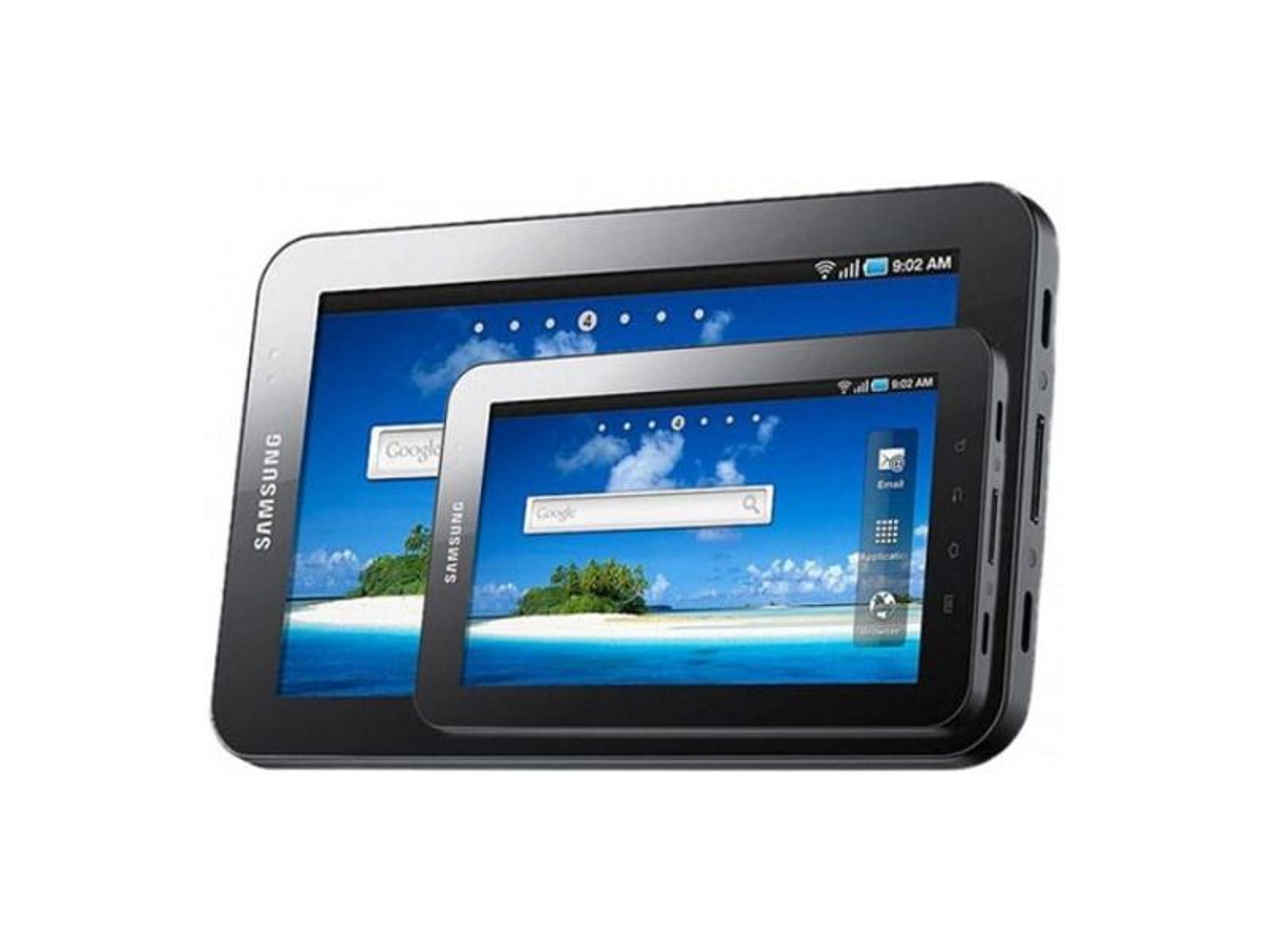 Samsung Galaxy Tab 2 får Tegra 2