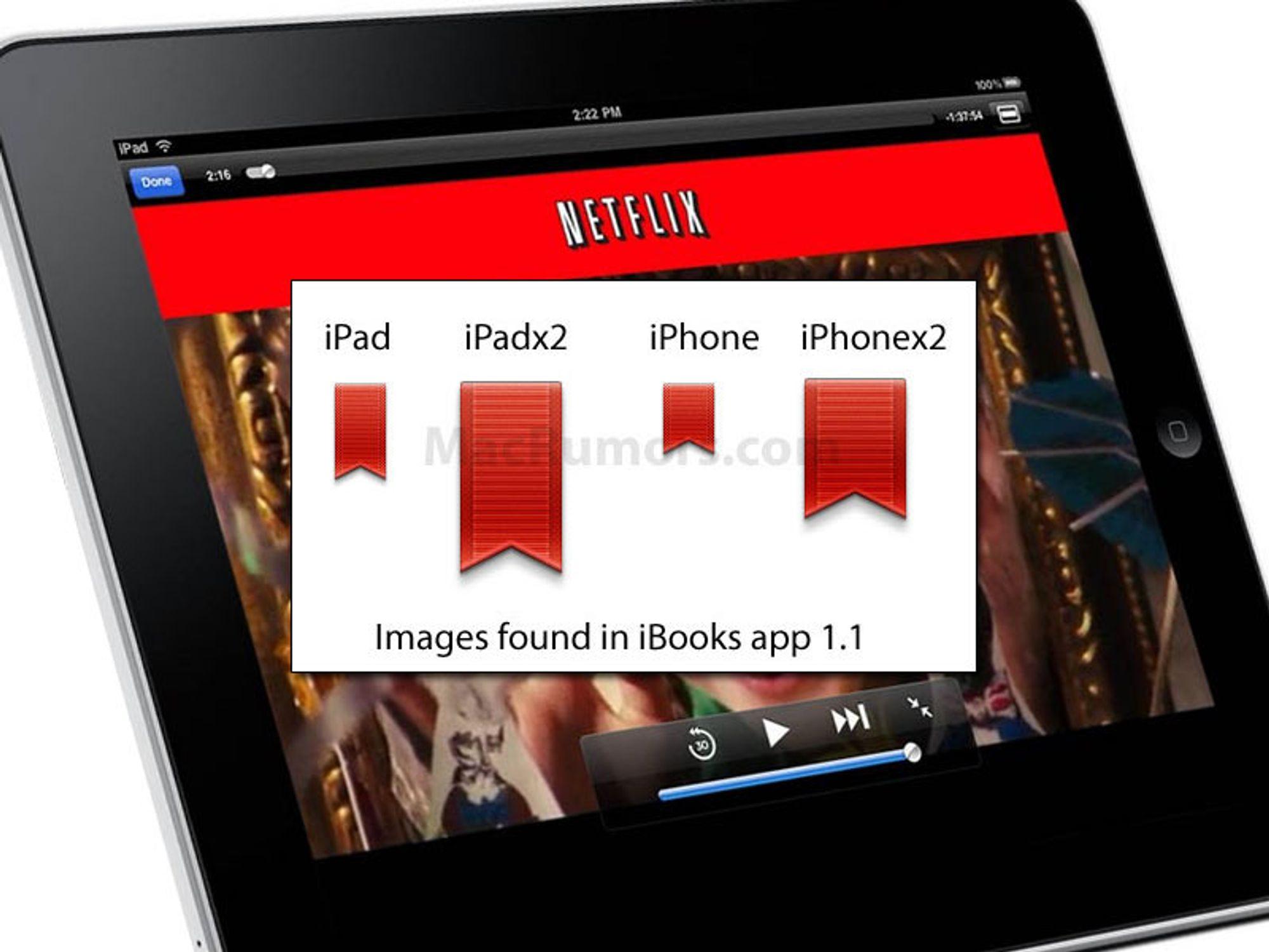 """Får iPad 2 """"retina display""""?"""