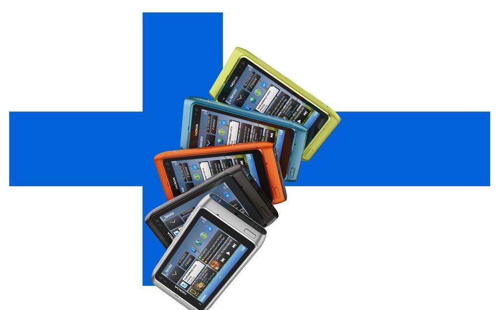 Nokia taper på hjemmebane