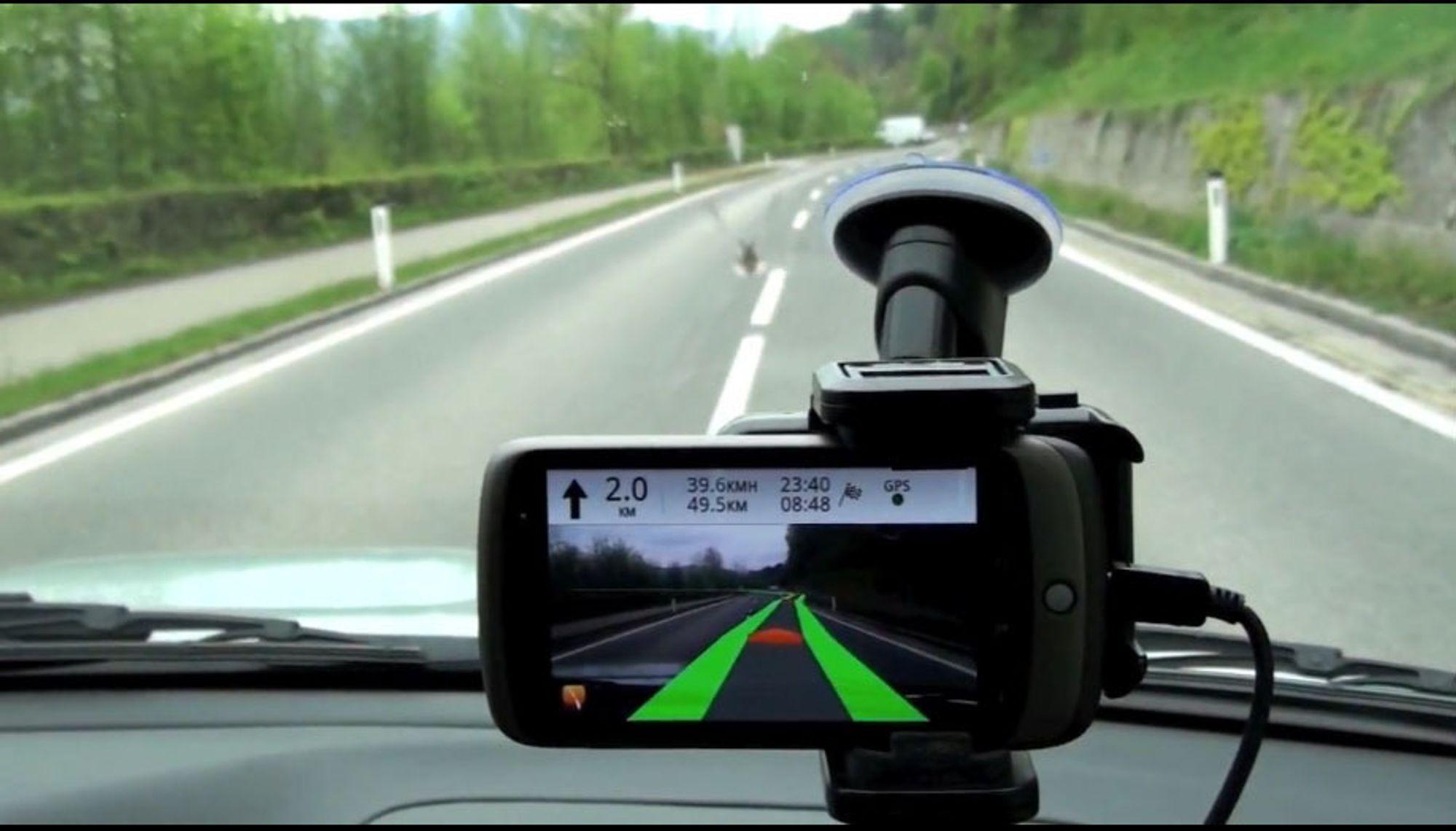 Her ser du fremtidens GPS-navigasjon