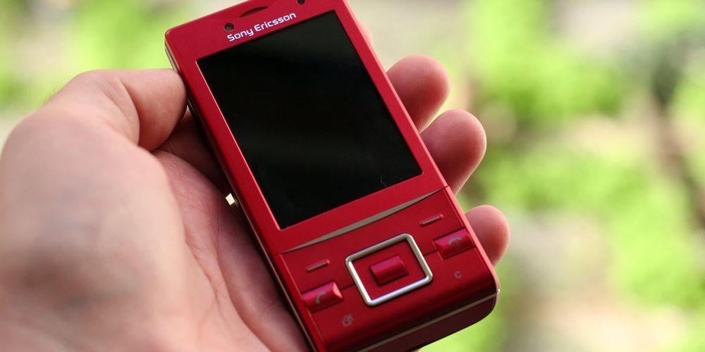 Unboxing: Sony Ericsson J20i Hazel