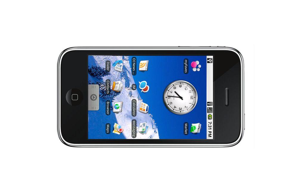Android til din iPhone 3G
