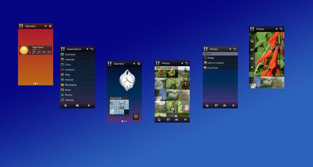 Du kan påvirke hvordan Symbian^4 blir