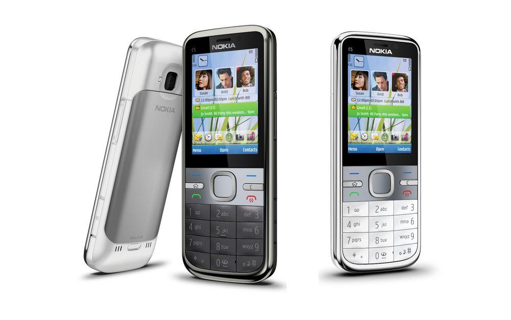 40 telefoner fra Nokia i år