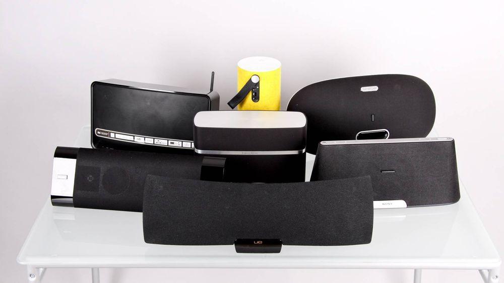 TEST: 8 solide trådløse høyttalere