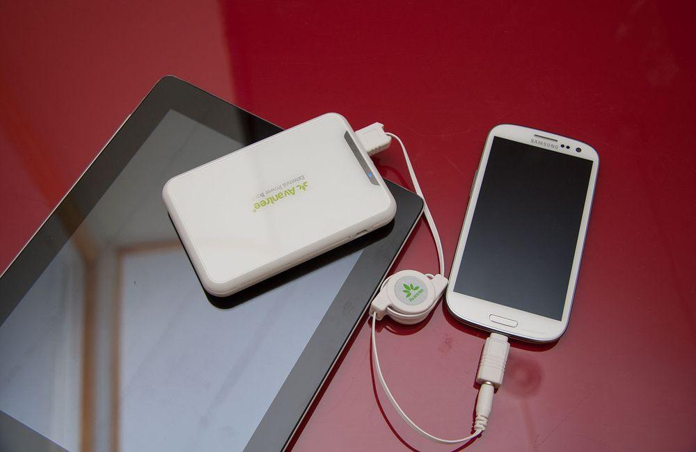 TEST: TEST: Ekstra strøm til mobil og nettbrett