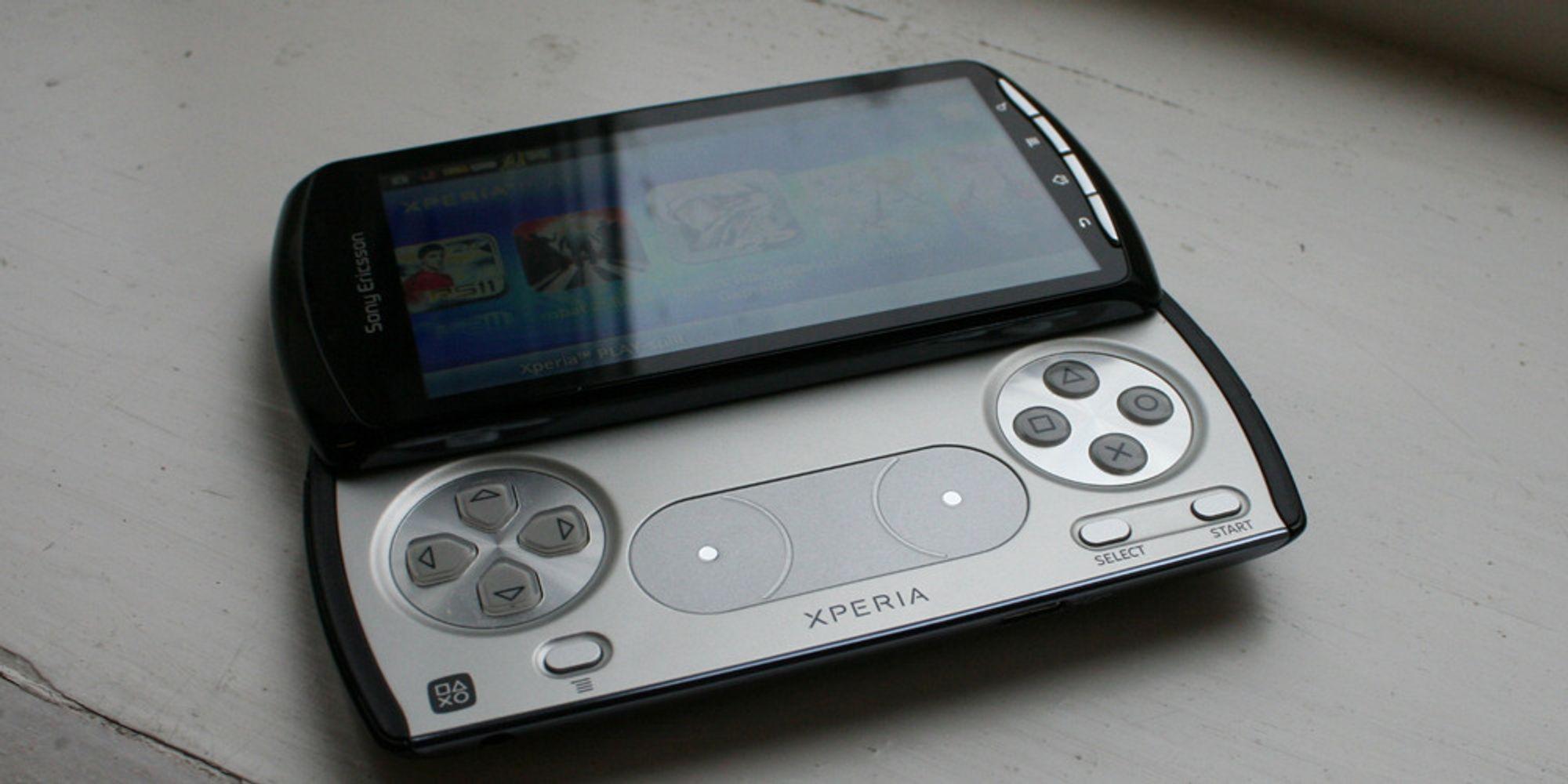 TEST: Test av Sony Ericsson Xperia Play