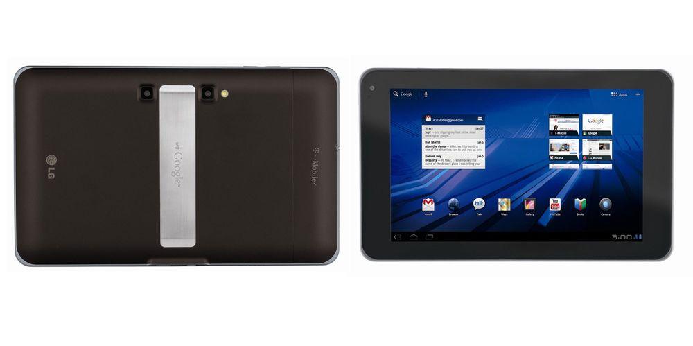 LG lanserer 3D-tablet