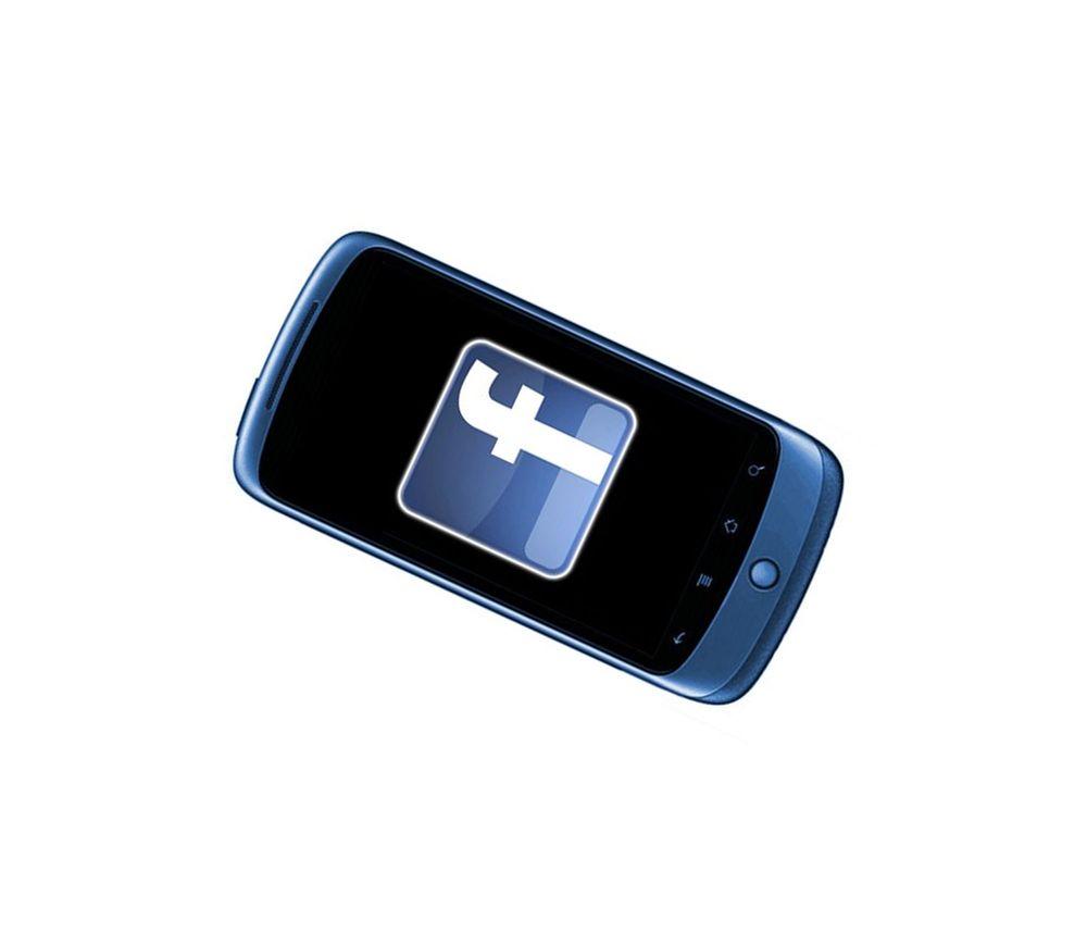 Nekter for å lage Facebook-mobil