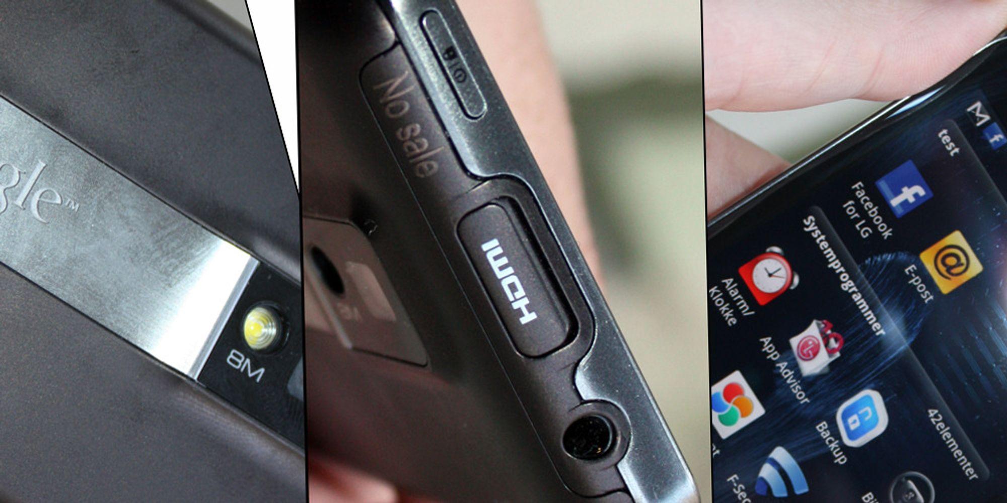 LG Optimus 2X - foreløpig inntrykk