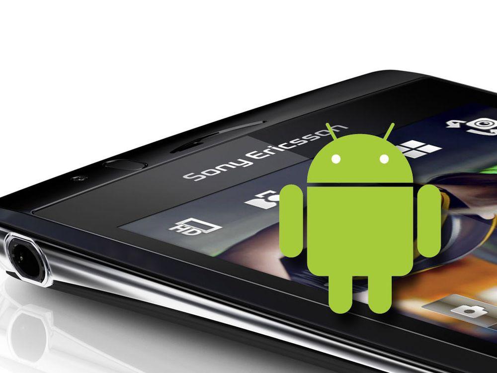 Sony Ericsson holder seg til Android