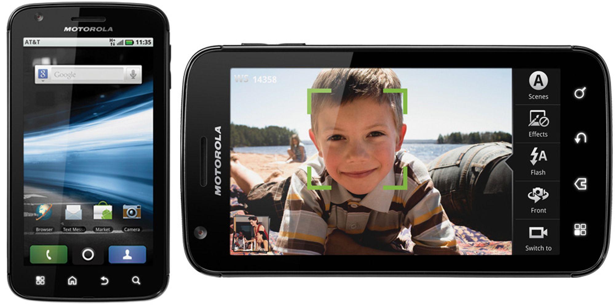 Rå kraft fra Motorola