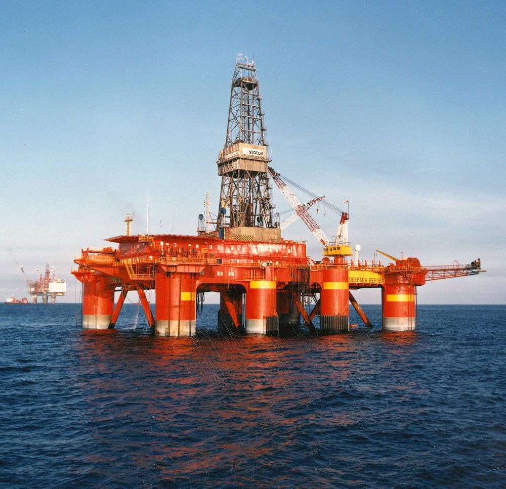 Deepsea Bergen, som er i operasjon for Statoil, hadde en rekke avvik da Petroleumstilsynet utførte tilsyn tidligere i år. Foto: Arkiv