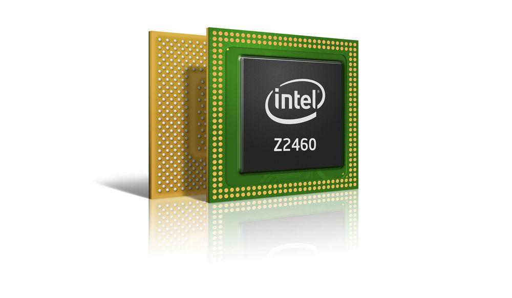 Slik er Intel Medfield
