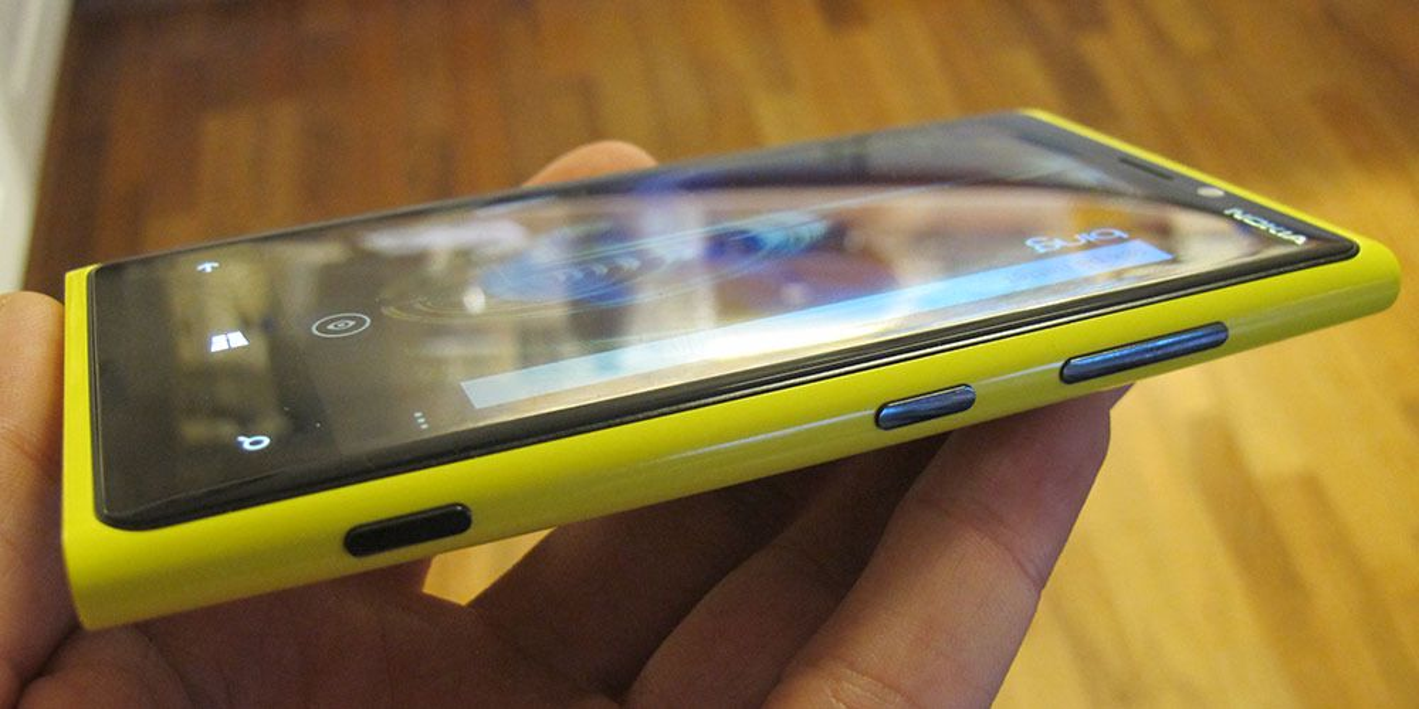 Lumia 920 går som varmt hvetebrød