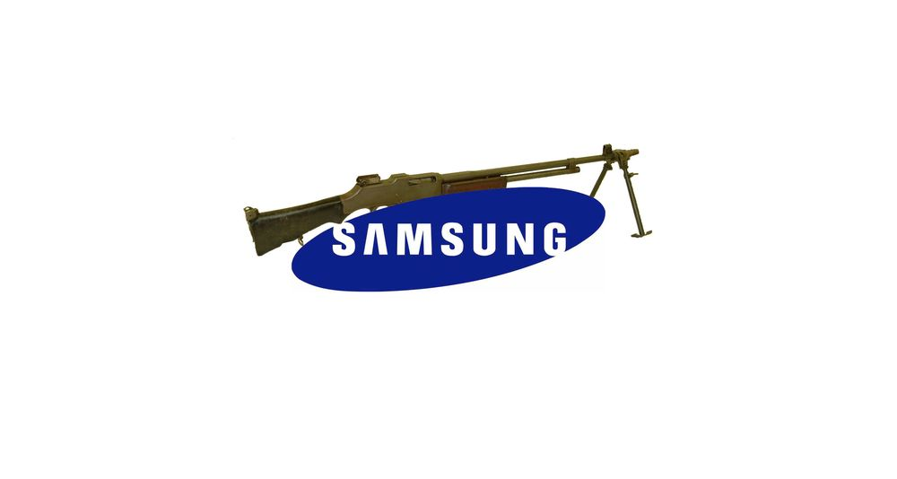 Samsung legger slagplan mot Apple