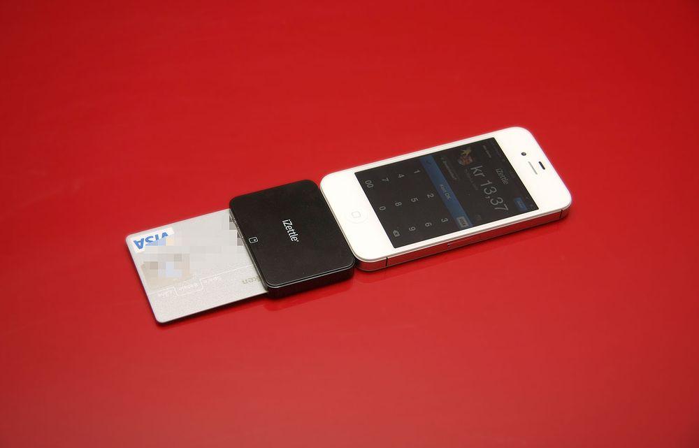 Nå kan du igjen ta Visa med mobilen