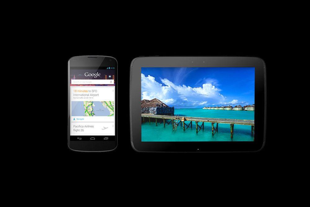 Nexus 4 utsolgt på en halvtime