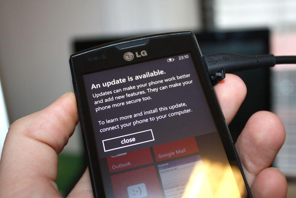 Dette er nytt i Windows Phone 7