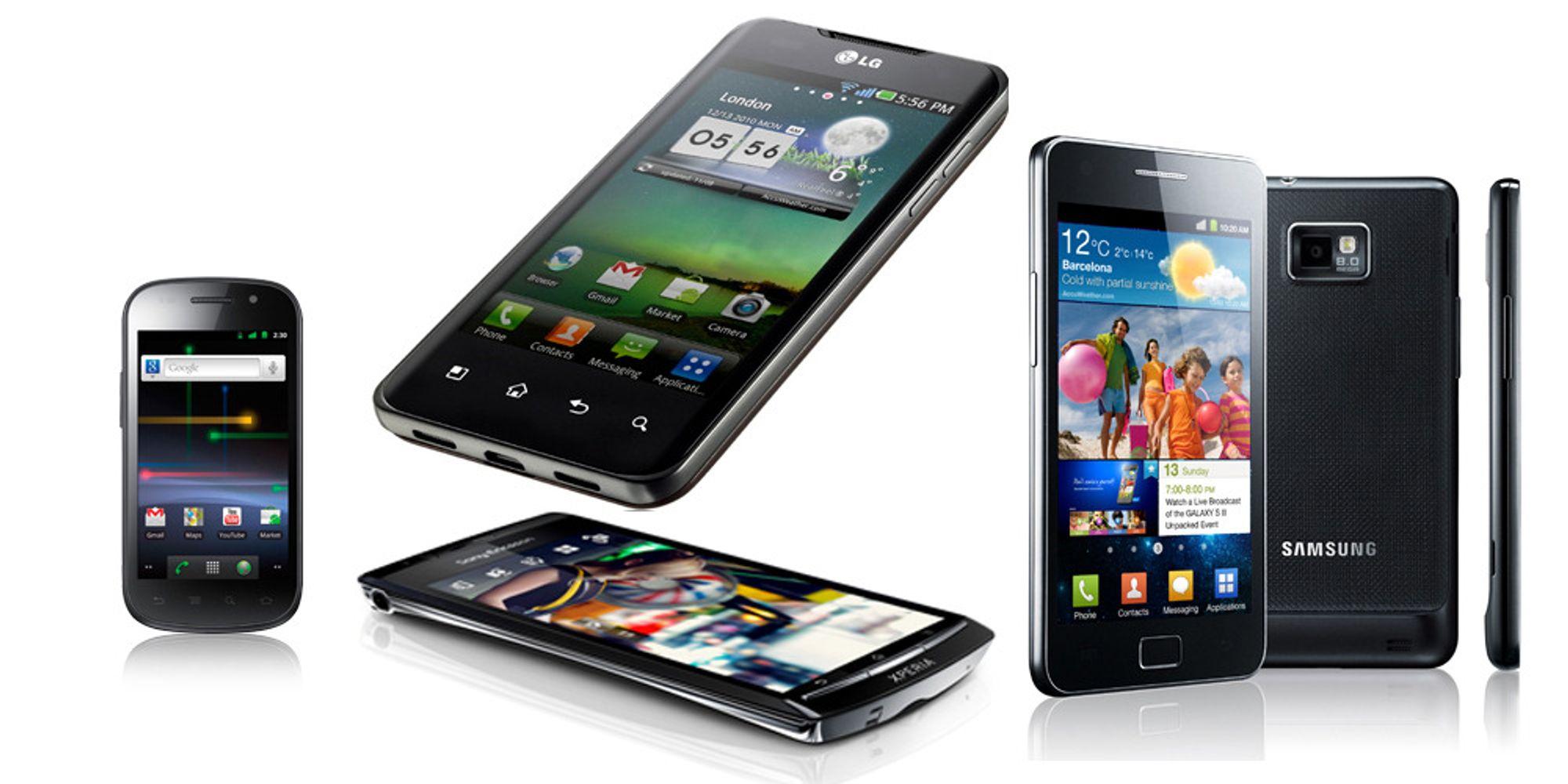 Skal du kjøpe ny mobil?