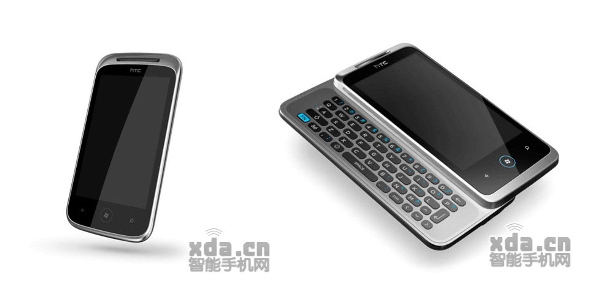 To nye Windows-telefoner fra HTC?