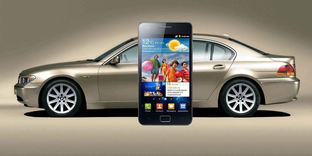 Samsung vil ha BMW-designer