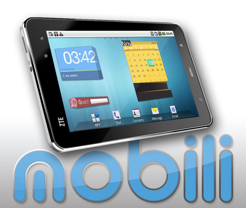 Vinn Android-tableten ZTE Light V9