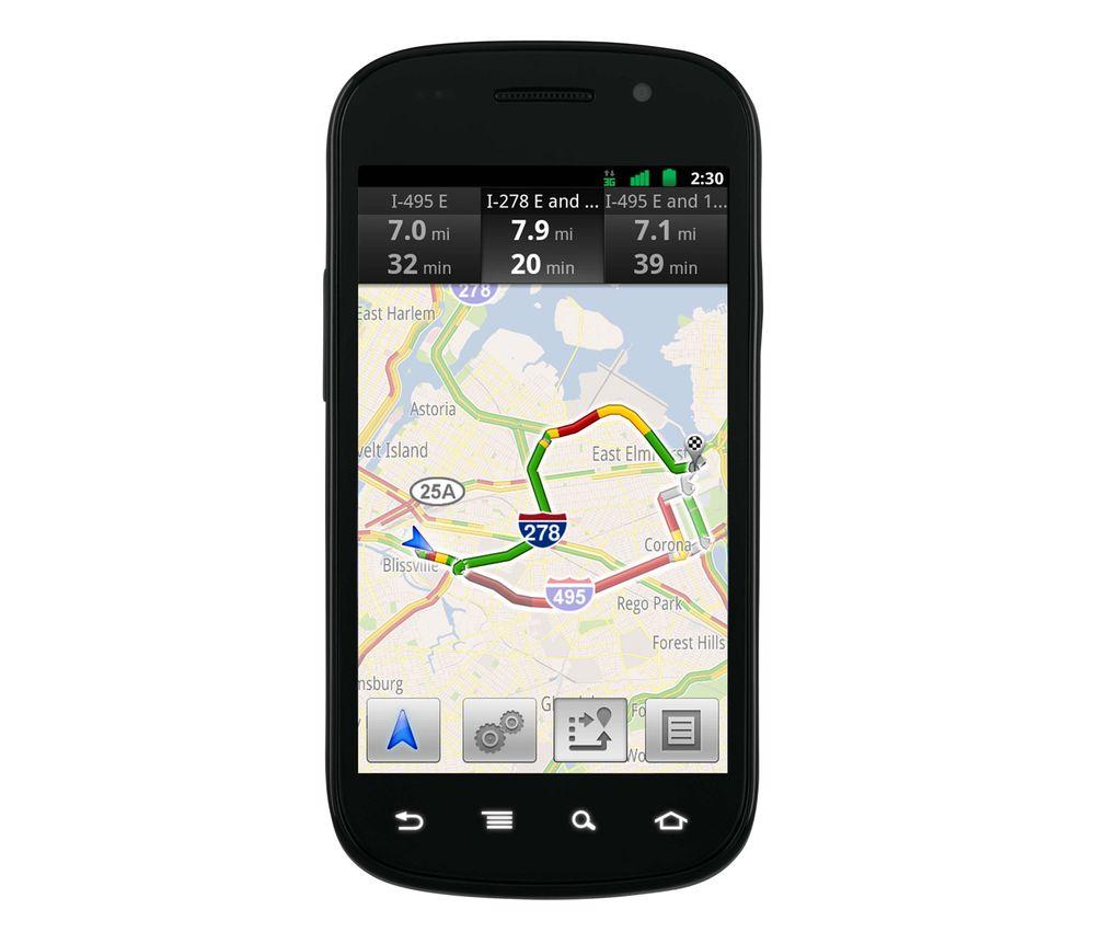 Gled deg til Google Maps Navigation