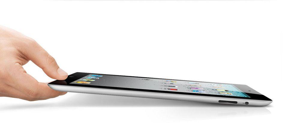 Apple lanserer iPad 2