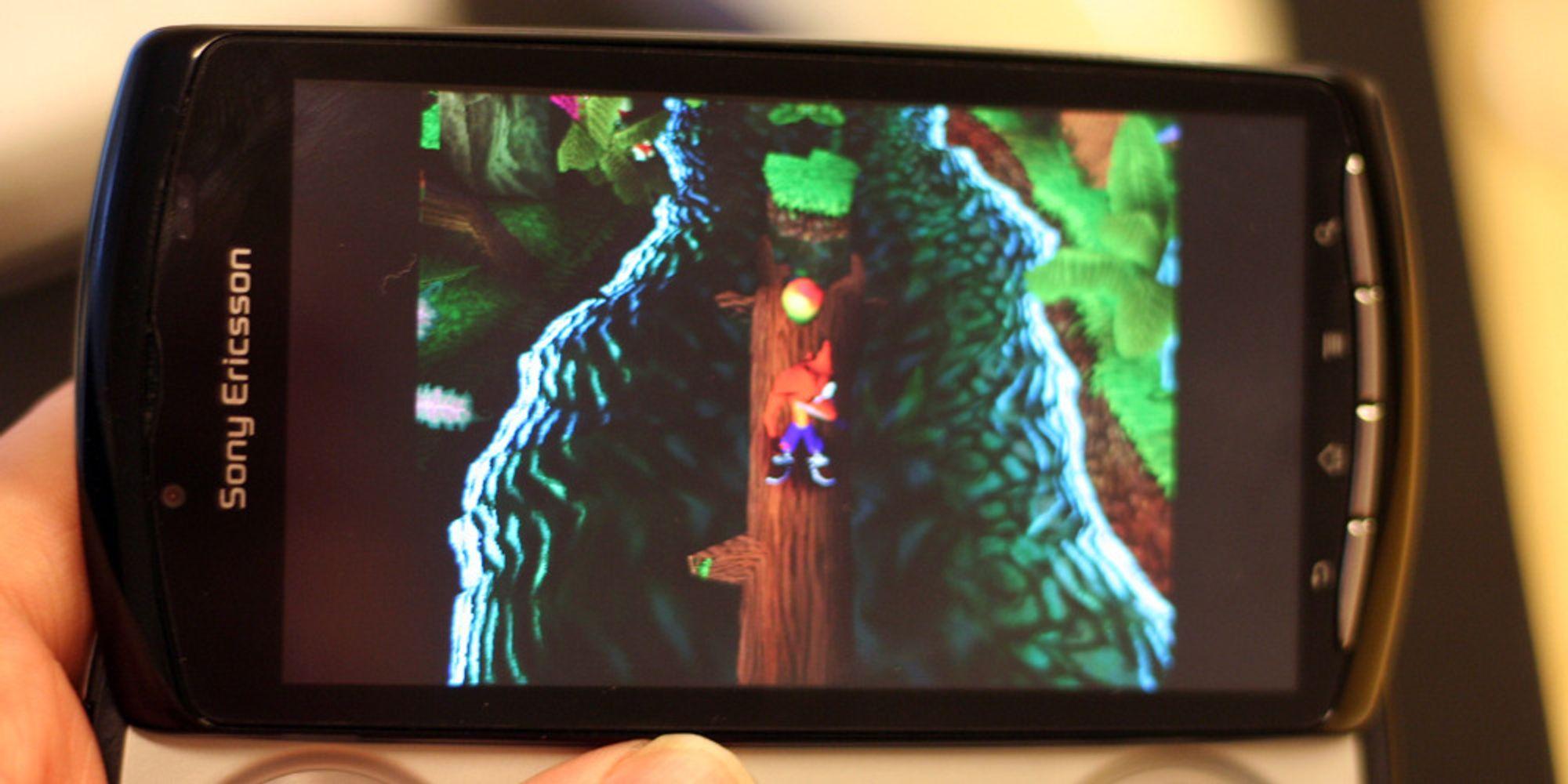 Førsteinntrykk: Sony Ericsson Xperia Play