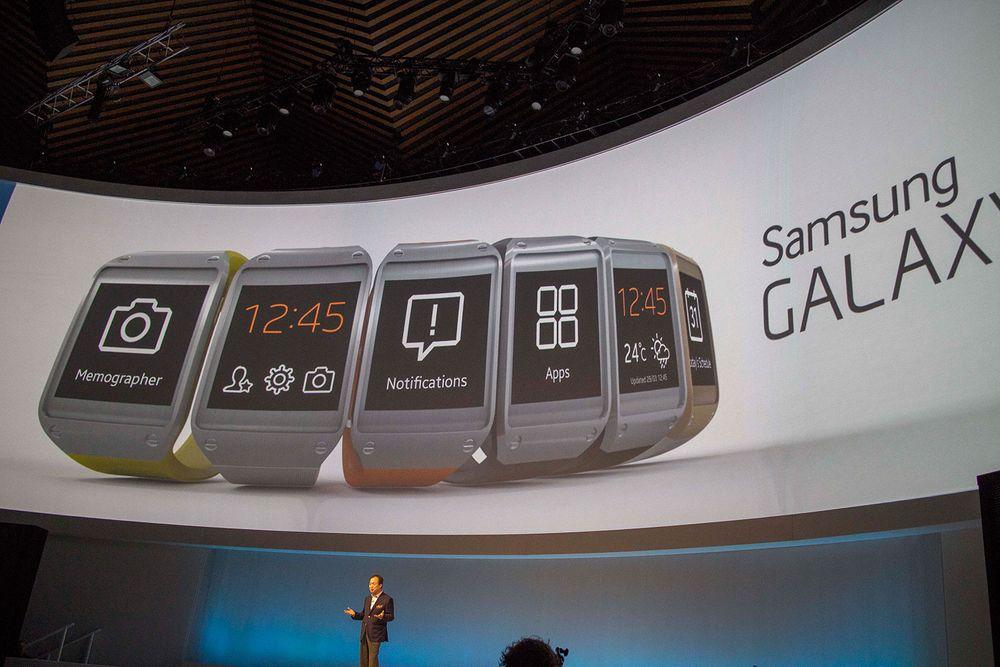 TEST: Lyntest: Samsung Galaxy Gear