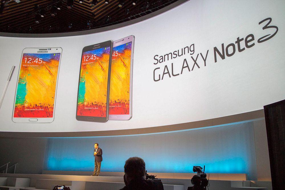 TEST: Lyntest: Samsung Galaxy Note 3