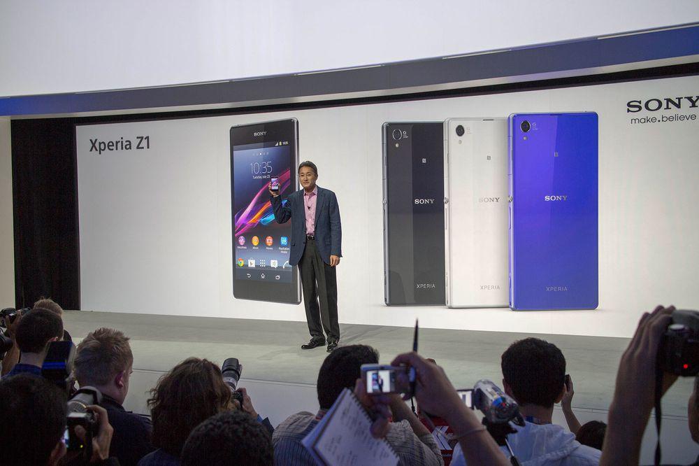 TEST: Her er Sony Xperia Z1