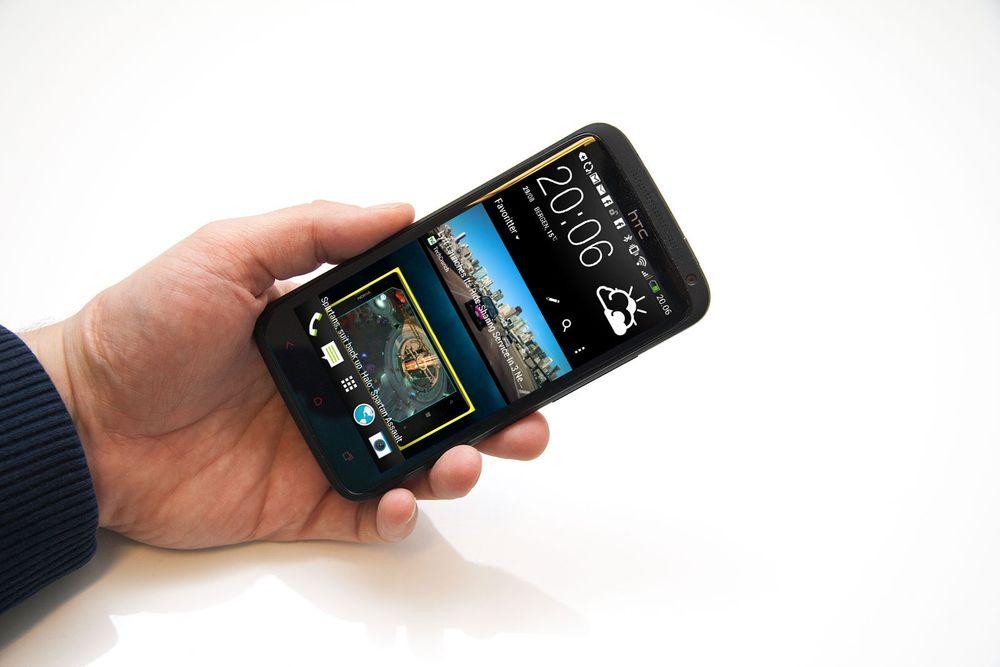 TEST: HTC oppdaterer One X