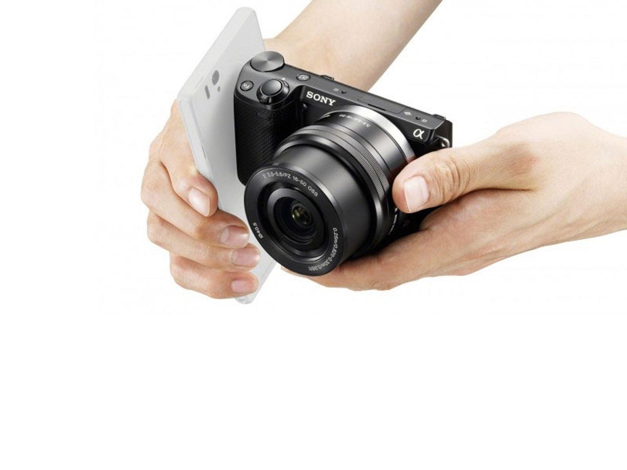Disse kameraene gjør det enkelt å dele bilder