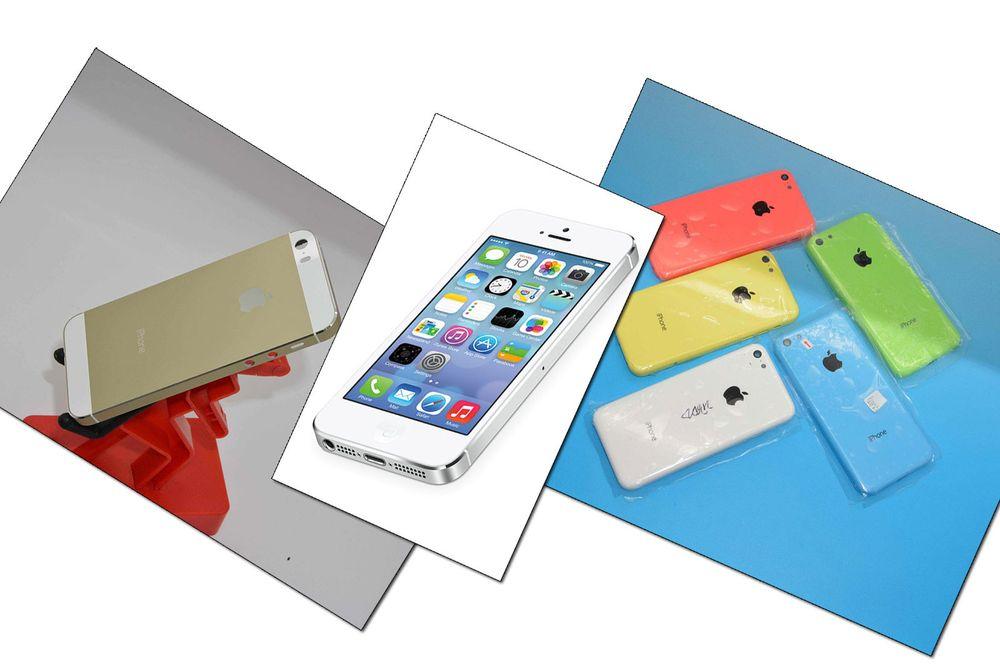 De siste ryktene om iPhone 5S og 5C