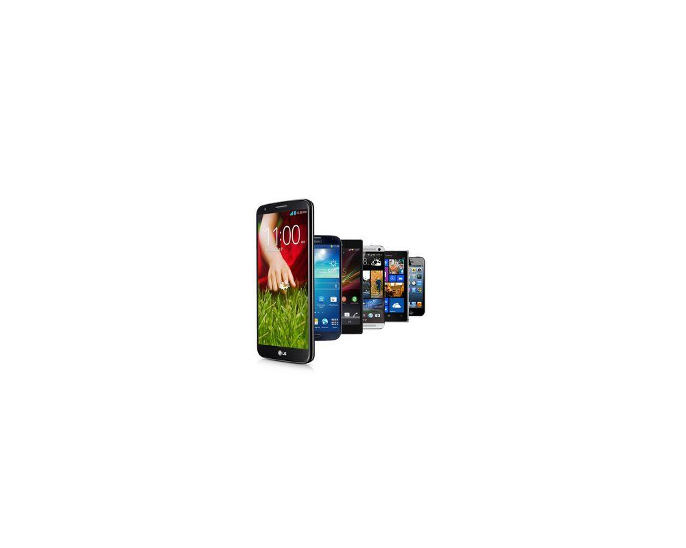 Slik måler LG G2 seg mot Android-toppen