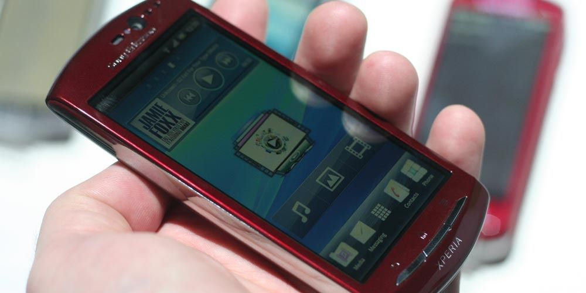 Sony Ericsson Xperia Neo er forsinket