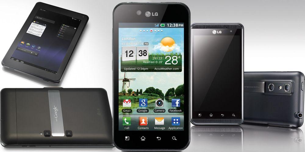 Nå kommer LGs toppmodeller