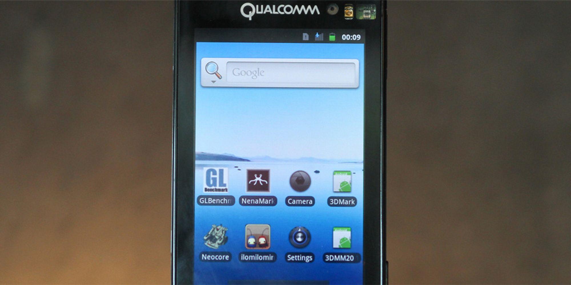 Så rask er Qualcomms nyeste Snapdragon