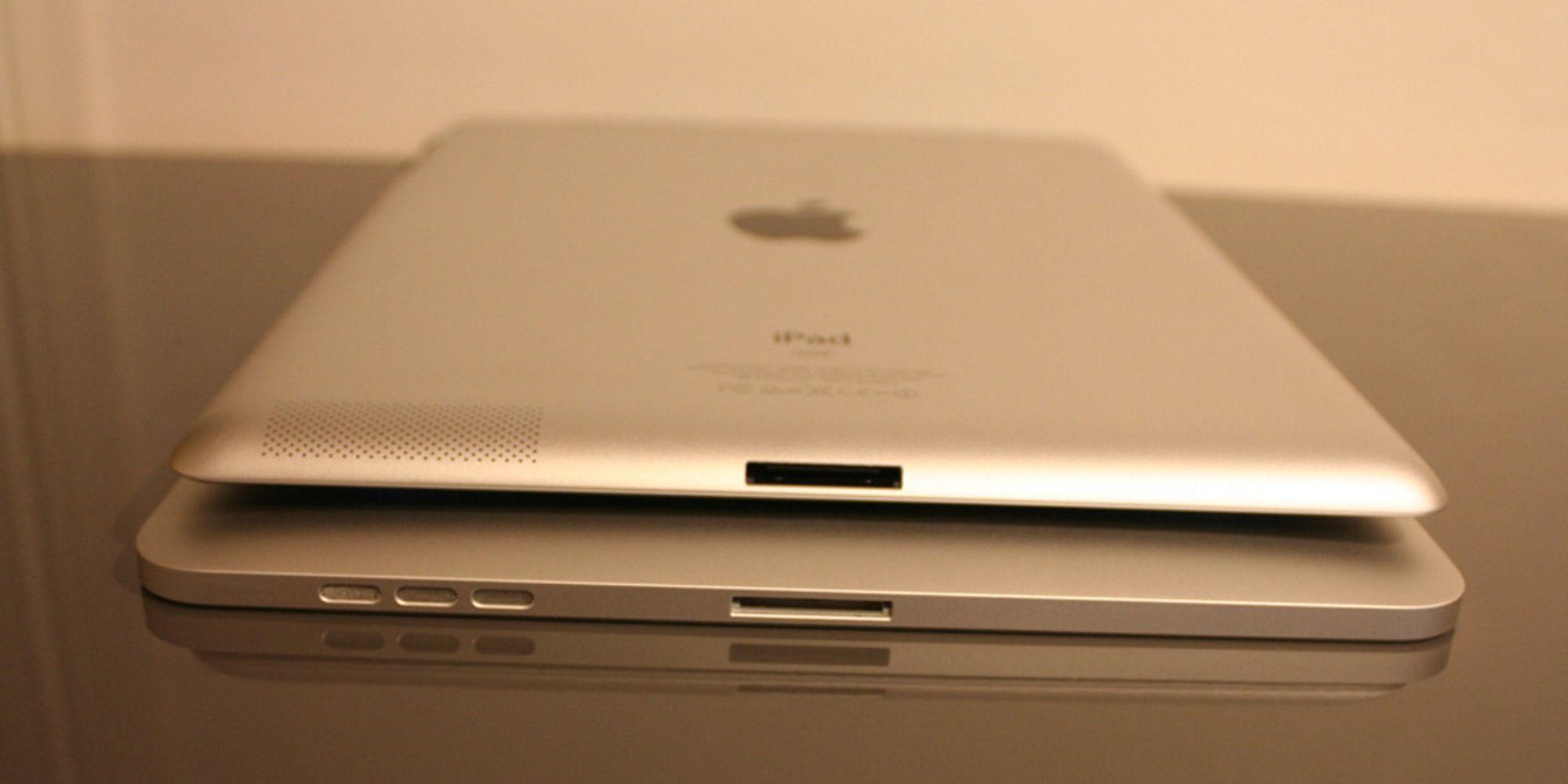 Bildeserie: iPad koser med iPad 2