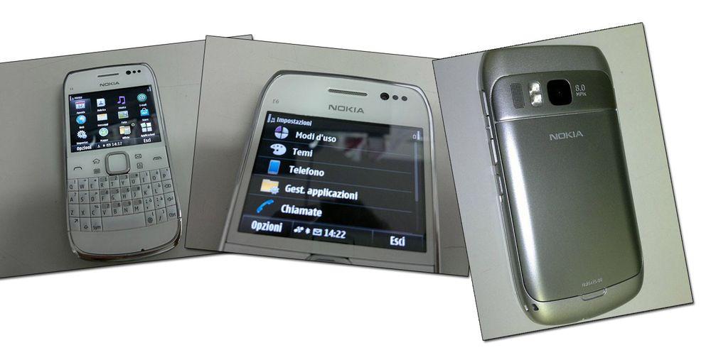 Her er Nokia E6