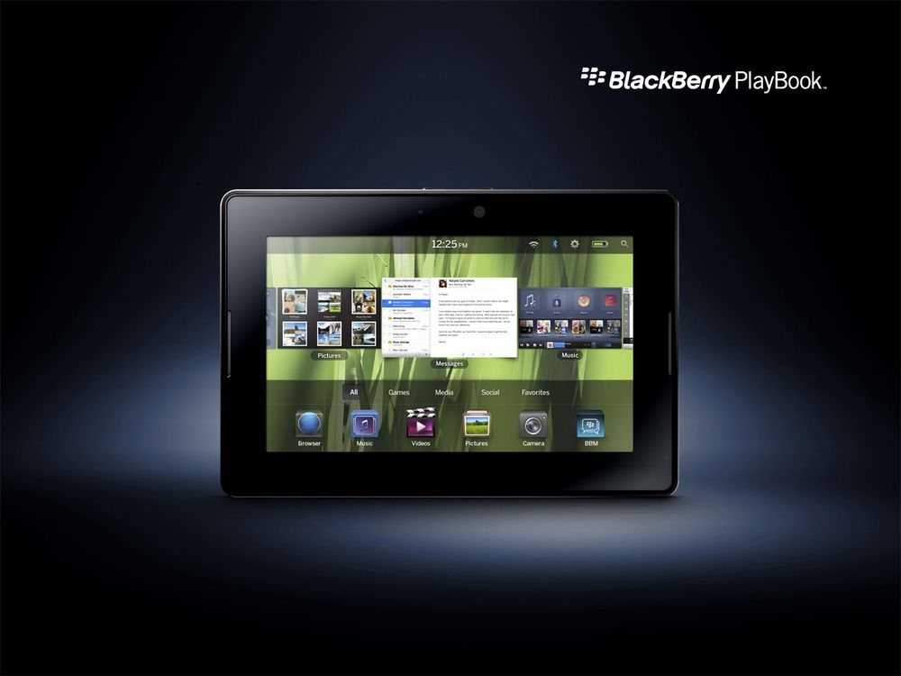 BlackBerry PlayBook får Android-apps