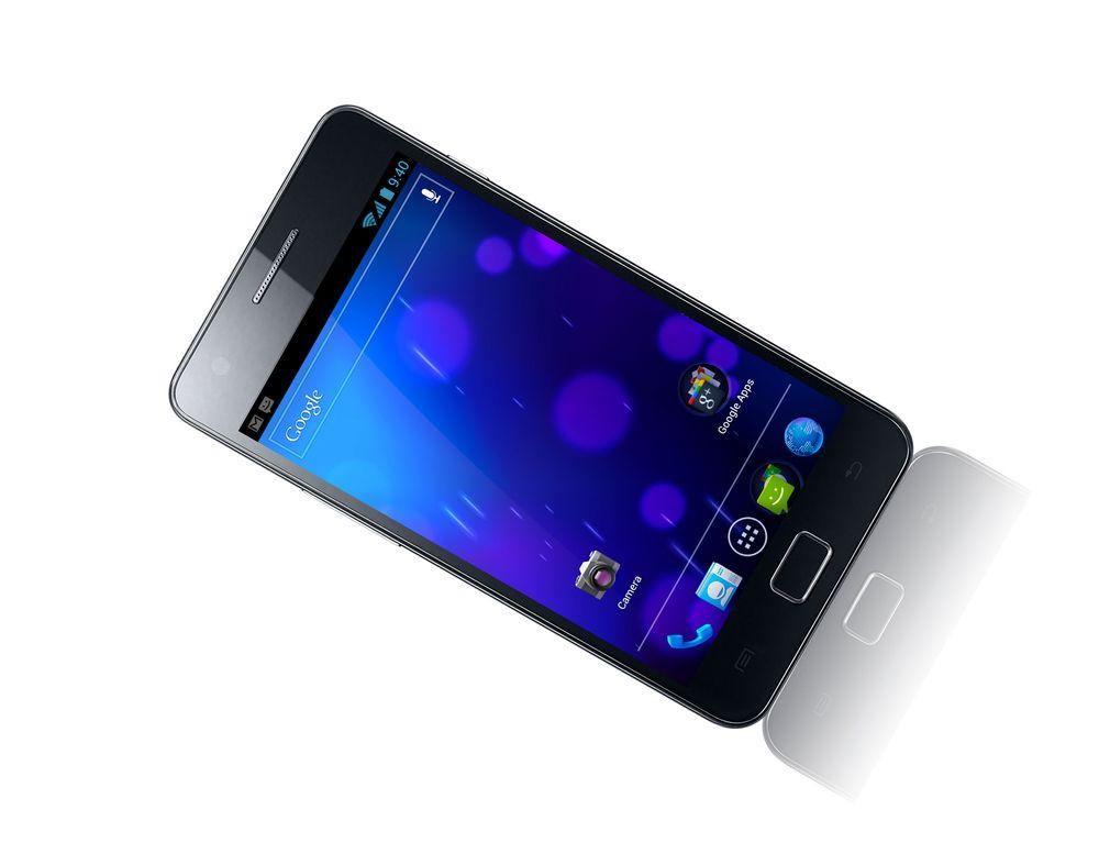 Disse Galaxy-modellene får Android 4.0