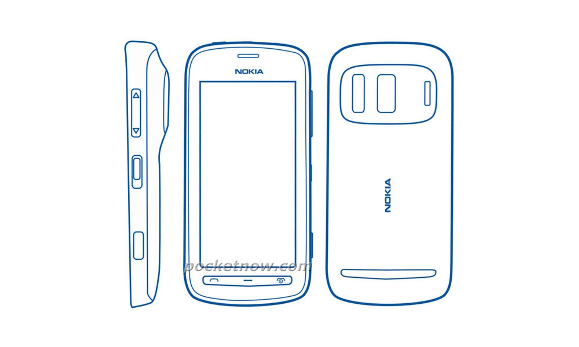 Dette kan være oppfølgeren til Nokia N8