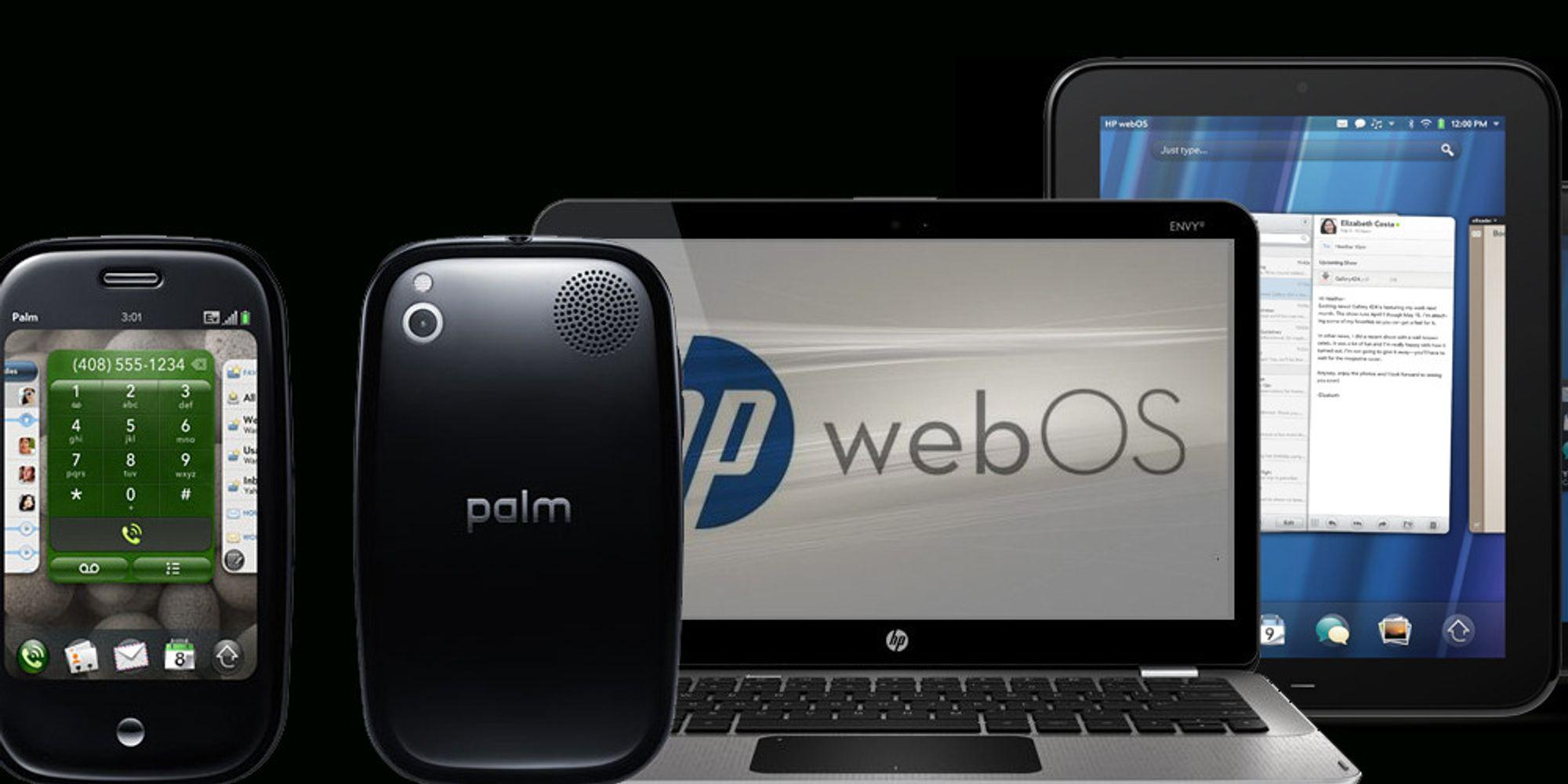 WebOS blir åpen kildekode
