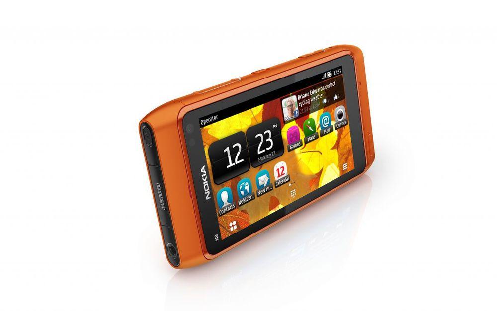 Nokia N8 får Belle tidlig neste år